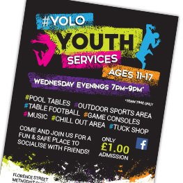 Holistic Creations - Yolo Leaflet Designs