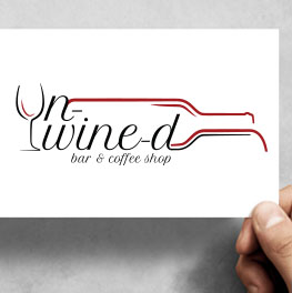 Unwined Logo Design