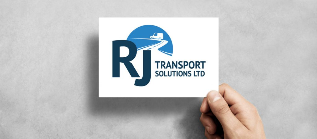 RJ-Transport-Logo-Design